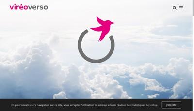 Site internet de Vireoverso