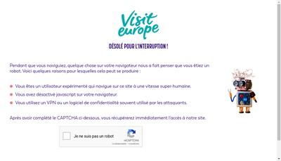 Site internet de Austro-Pauli Euro-Pauli Visit- France Visit- Europe