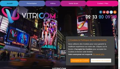 Site internet de Vitricom