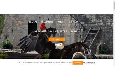 Site internet de Vol Libre