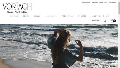 Site internet de Voriagh