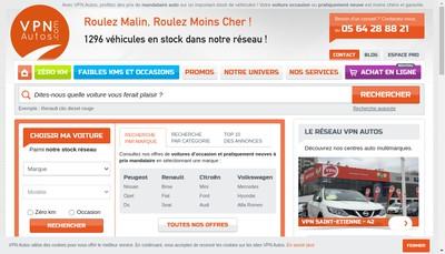 Site internet de Vpn Bordeaux