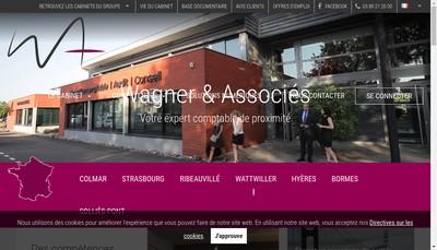 Site internet de Wagner & Associes