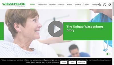 Site internet de Wassenburg France