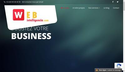 Site internet de Alcaweb