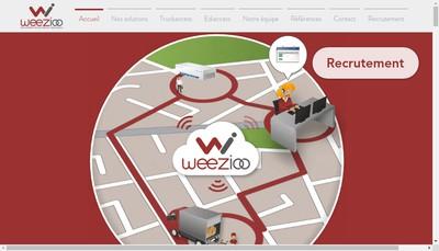 Site internet de Weezioo