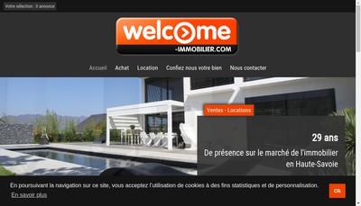 Site internet de Agence Immobiliere la Grenette