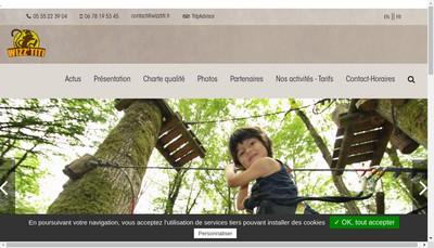 Site internet de Wizz'Titi