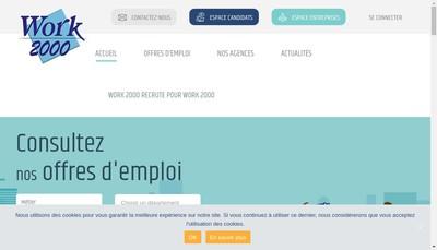 Site internet de Formagest