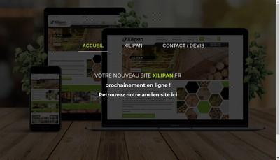 Site internet de Xilipan