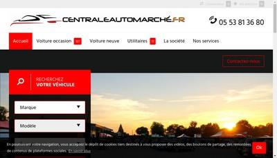 Site internet de Sted Etablisssement Coget