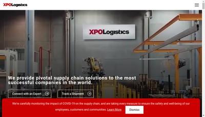 Site internet de Xpo Sch H Fr