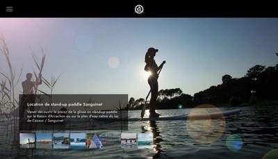 Site internet de Yak Ocean