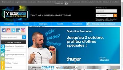 Site internet de Sc SA