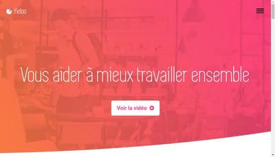 Site internet de Oopartners Solutions