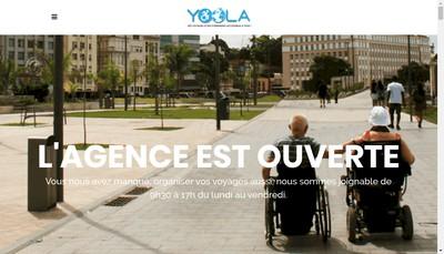 Site internet de Yoola