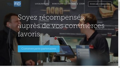 Site internet de YouFID