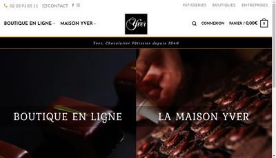 Site internet de A la Marquise de Presles