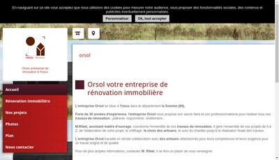 Site internet de Ctso 80