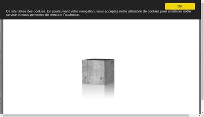 Site internet de Zanetto SAS