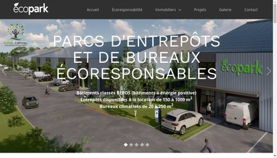Site internet de Elema Capital