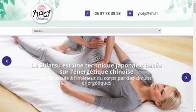 Site internet de Yloty