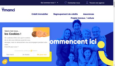 Site internet de Eric Genet Expertise & Conseil