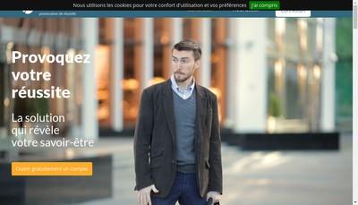 Site internet de Verneries