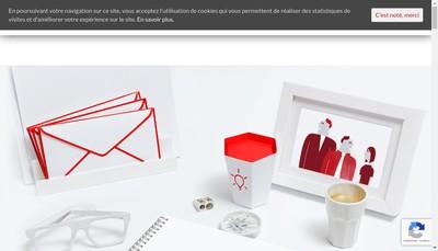 Site internet de Zelig Consultants