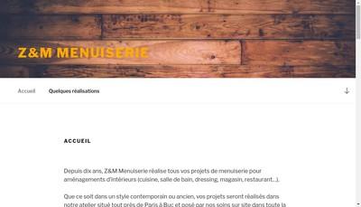 Site internet de Z & M