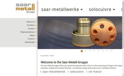Site internet de SM France