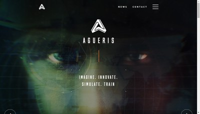Site internet de Agueris
