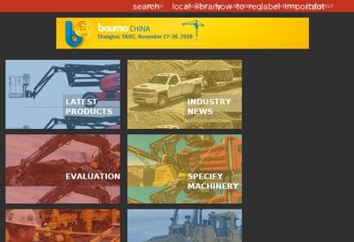 Capture d'écran du site de Saille