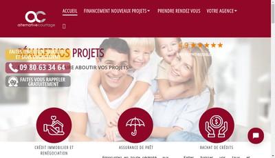 Site internet de Altadiag