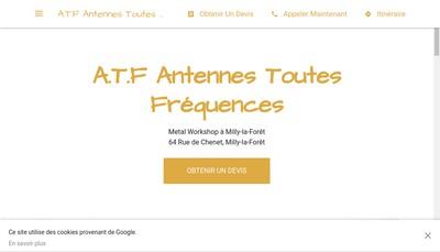 Site internet de ATF