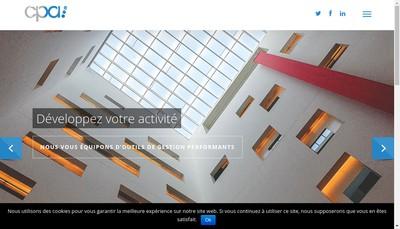 Site internet de Audit Cpa