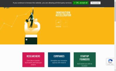 Site internet de Satt Axlr