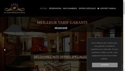 Site internet de SAS Jean Sebastien Bach