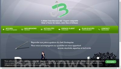 Site internet de Cabinet Jean Baranowski