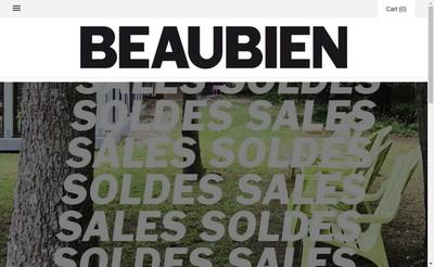 Site internet de Beaubien