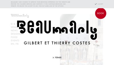 Site internet de Costes Beaubourg-Administr Gen Finance