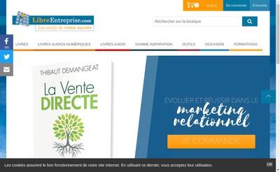 Site internet de WMI