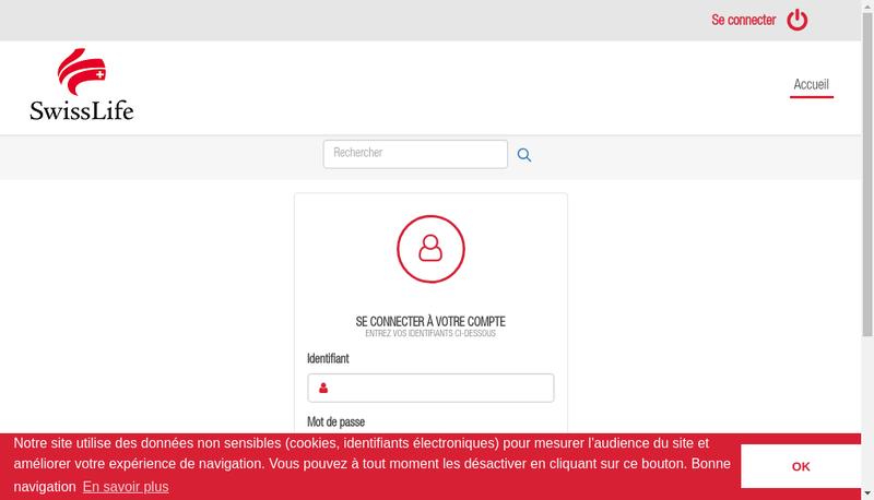 Capture d'écran du site de Cegema