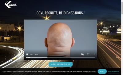 Site internet de Cgvl
