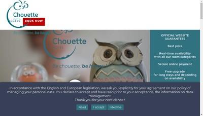 Site internet de Hotel Ajiel