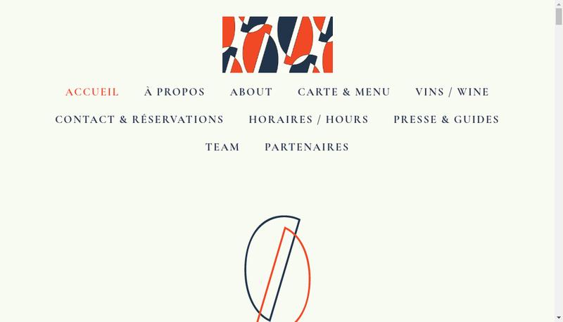 Capture d'écran du site de La Doyenne du Comice