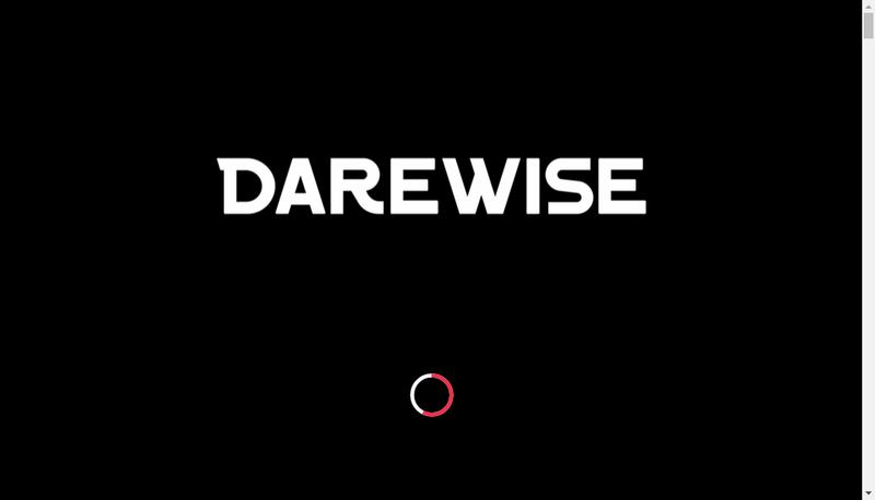 Capture d'écran du site de Darewise Entertainment