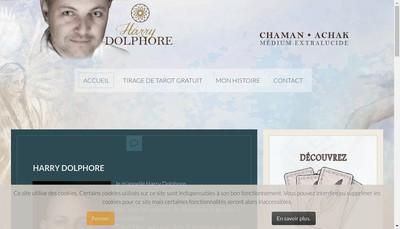 Site internet de Dolphore Consulting