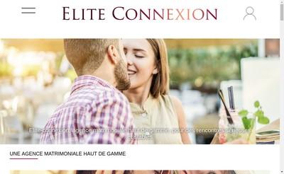 Site internet de Eliteconnexion