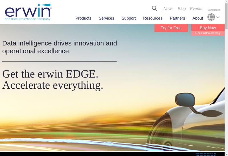 Capture d'écran du site de Casewise